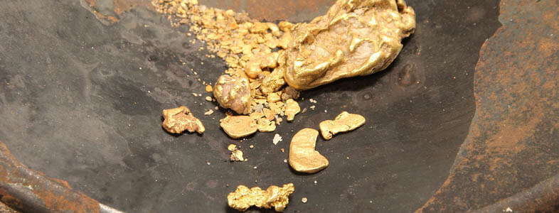Gold Nugget Refining Gold Prospectors Services